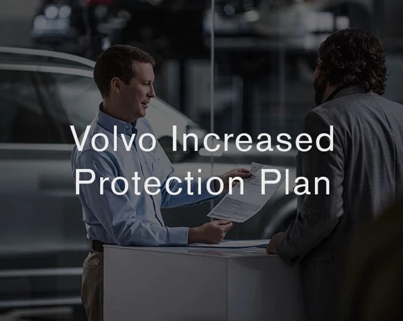 Volvo Increased protection Plan